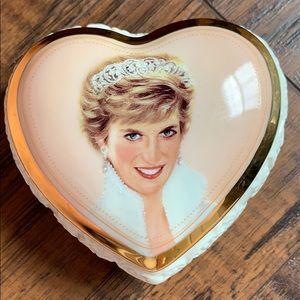 Princess Diana Vinatge Collectors Music Box